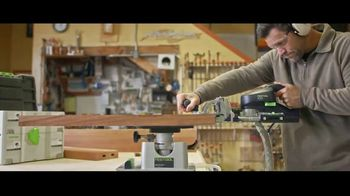 Festool TV Spot, 'Since 1925'