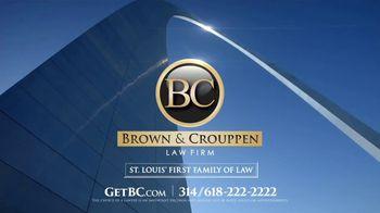 Brown & Crouppen, P.C. TV Spot, 'Family of Law' - Thumbnail 9