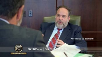 Brown & Crouppen, P.C. TV Spot, 'Family of Law' - Thumbnail 4