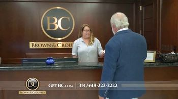 Brown & Crouppen, P.C. TV Spot, 'Family of Law'