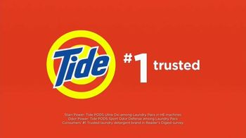 Tide Pods TV Spot, 'Upgrade to 2.0: More Cleaning Power' - Thumbnail 9