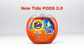 Tide Pods TV Spot, \'Upgrade to 2.0: More Cleaning Power\'