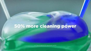 Tide Pods TV Spot, 'Upgrade to 2.0: More Cleaning Power' - Thumbnail 4