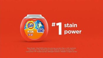 Tide Pods TV Spot, 'Upgrade to 2.0: More Cleaning Power' - Thumbnail 7