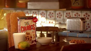 Cinnamon Toast Crunch Churros TV Spot, 'For Anytime' - Thumbnail 1