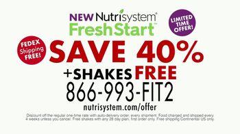 Nutrisystem FreshStart TV Spot, 'Fat Burning Mode' - Thumbnail 10