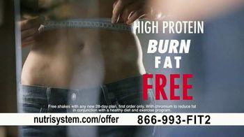 Nutrisystem FreshStart TV Spot, 'Fat Burning Mode' - Thumbnail 8
