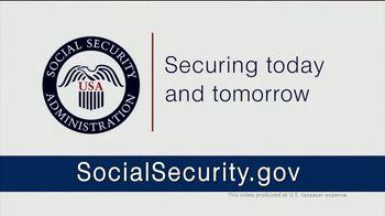 Social Security Administration TV Spot, 'Retire Online' - Thumbnail 7