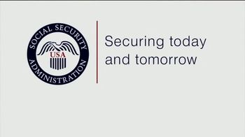 Social Security Administration TV Spot, 'Retire Online' - Thumbnail 5