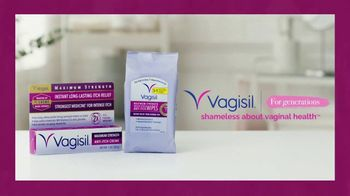 Vagisil TV Spot, 'No Itch, No Shame' - Thumbnail 10