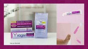 Vagisil TV Spot, 'No Itch, No Shame' - Thumbnail 5