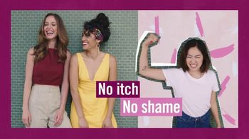 Vagisil TV Spot, 'No Itch, No Shame' - Thumbnail 9