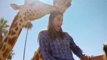 San Diego Tourism Authority TV Spot, 'Happy Today: Families' - Thumbnail 3