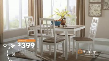 Ashley HomeStore Super Sale TV Spot, 'Fresh, Exciting Styles' Song by Midnight Riot - Thumbnail 9