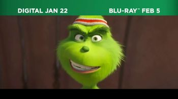 The Grinch Home Entertainment TV Spot