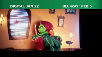 The Grinch Home Entertainment TV Spot - Thumbnail 2