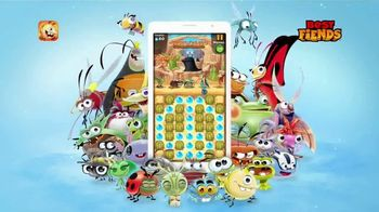 Best Fiends TV Spot, 'Collect Cute Characters: Howie' - Thumbnail 3