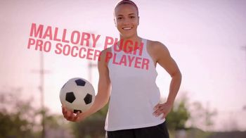 Neutrogena Oil-Free Acne Wash TV Spot, 'Fight Acne With Pink Power' Featuring Mallory Pugh - Thumbnail 1