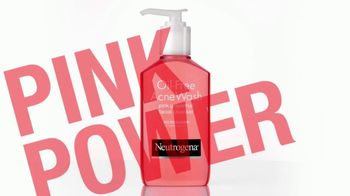 Neutrogena Oil-Free Acne Wash TV Spot, 'Fight Acne With Pink Power' Featuring Mallory Pugh - Thumbnail 9