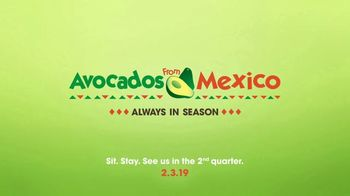 Avocados From Mexico Super Bowl 2019 Teaser TV Spot, 'Chorus' Featuring Kristin Chenoweth - Thumbnail 9