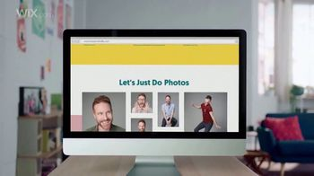 Wix.com TV Spot, 'Create Your Professional Website' Featuring Kasey Mahaffy - Thumbnail 10