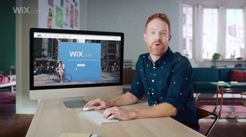 Wix.com TV Spot, 'Create Your Professional Website' Featuring Kasey Mahaffy - Thumbnail 2
