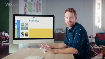 Wix.com TV Spot, 'Create Your Professional Website' Featuring Kasey Mahaffy - Thumbnail 6