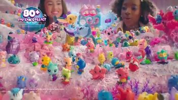 Hatchimals CollEGGtibles Season 5 Mermal Magic TV Spot, 'Sparkly Seashell Eggs' - Thumbnail 9