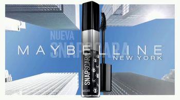 Maybelline New York Snapscara TV Spot, 'En un instante' con Gigi Hadid [Spanish] - Thumbnail 2