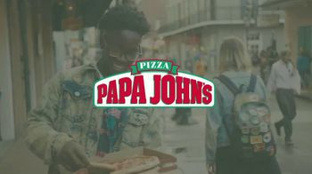 Papa John's TV Spot, 'Voices of Papa John's: Kenyatta and Herb' - Thumbnail 10