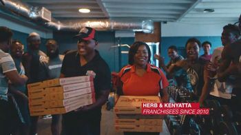 Papa John's TV Spot, 'Voices of Papa John's: Kenyatta and Herb' - Thumbnail 3