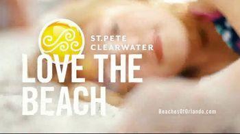 Visit St. Petersburg/Clearwater TV Spot, 'Love the Beach' - Thumbnail 6