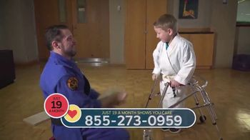 Shriners Hospitals for Children TV Spot, 'How You See Things'