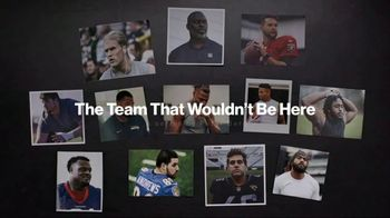 Verizon TV Spot, 'The Team That Wouldn't Be Here: Carlos Watkins' - Thumbnail 3