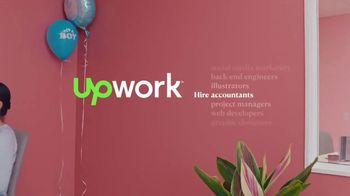 Upwork TV Spot, 'Maternity Leave' - Thumbnail 10