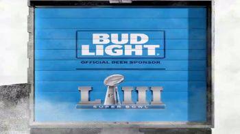 Bud Light Super Bowl 2019 Teaser, 'NFL Playoffs' - Thumbnail 10