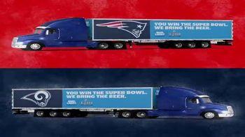 Bud Light Super Bowl 2019 Teaser, 'NFL Playoffs' - Thumbnail 4