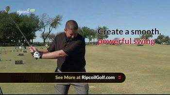 Ripcoil RP6 TV Spot, 'Fix Your Swing' Featuring Bobby Wilson
