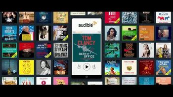 Audible Inc. TV Spot, 'Get More' - Thumbnail 10