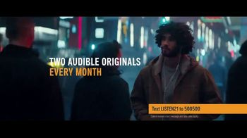 Audible Inc. TV Spot, 'Get More' - Thumbnail 5