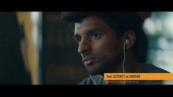 Audible Inc. TV Spot, \'Get More\'