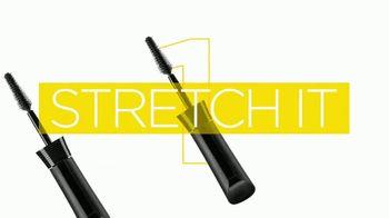 L'Oreal Paris Unlimited Mascara TV Spot, 'Stretch, Tilt and Lift It' - Thumbnail 4