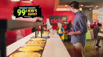 CiCi's Pizza 99 Cents Kid's Buffet TV Spot, 'Rise of the Turtles' - Thumbnail 6
