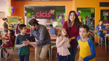 CiCi's Pizza 99 Cents Kid's Buffet TV Spot, 'Rise of the Turtles'