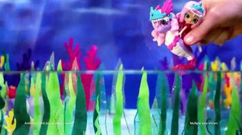 Shopkins Happy Places Mermaid Tails TV Spot, 'Splash and Play'