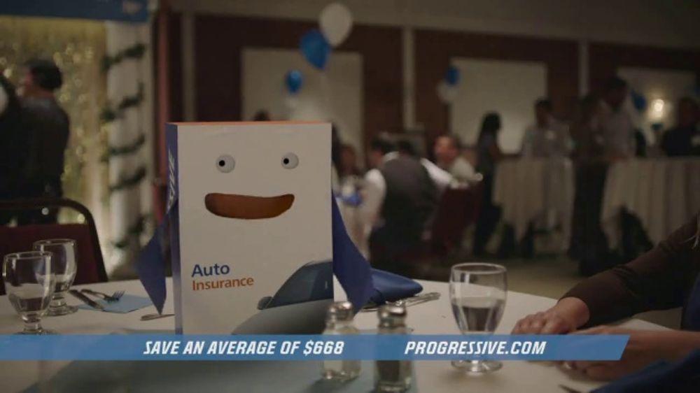 Progressive Auto Insurance TV Commercial, 'YearBox' - Video
