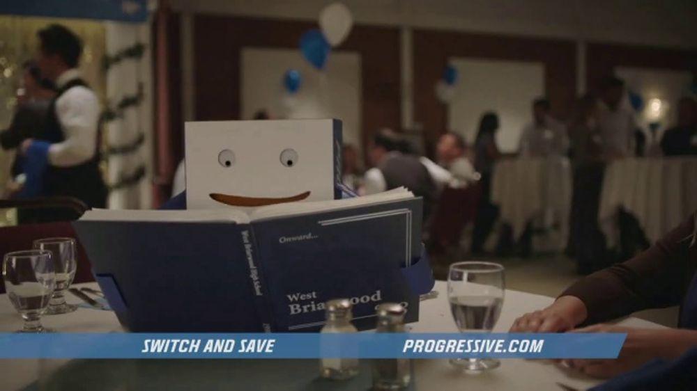 Progressive Auto Insurance TV Commercial, 'YearBox' - iSpot.tv