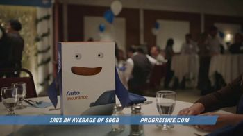 Progressive Auto Insurance TV Spot, \'YearBox\'