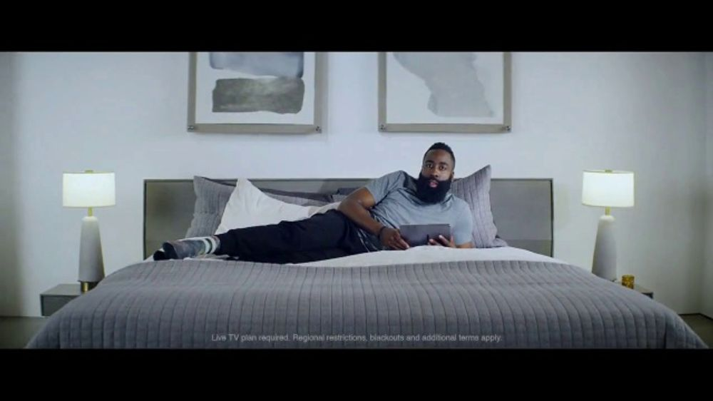 Hulu TV Commercial, 'Never Get Hulu: Sports' Featuring Jared Goff, James  Harden - Video