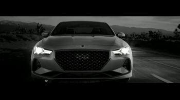 Genesis G70 TV Spot, 'Dawn' [T1]